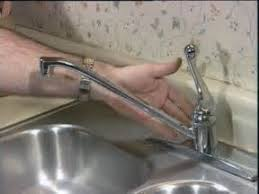 Fixing A Leaking Faucet Kitchen by How To Repair Leaking Kitchen Faucet Leaking Faucet Kitchen Faucet
