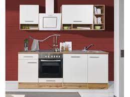 respekta küchenzeile inklusive elektrogeräten im wildeiche look