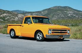 1967 Chevy Stepside - Cheddar Chevy - Hot Rod Network 6772 Chevy Truck Longbed 1970 Beautiful Custom 67 New Cars And I Wann See Some Two Door Short Bed Dullies The 1947 Present 1967 C10 22 Inch Rims Truckin Magazine 1972 Chevy Trucks Youtube To Mark A Century Of Building Names Its Most Truck Named Doc Dream Pinterest Classic 6768 C10 Roll Back Db D Rebuilt To Celebrate 100 Years Making Trucks Chevrolet Web Museum