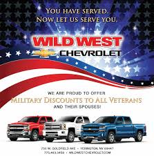 Wild West Chevrolet Is Proud To Participate In The GM Military ... Trucks Gone Wild At West Georgia Mud Park 2015 Youtube Living Stingy What Food Uber And Airbnb Have In Common 1940 Ford Truck Hot Rod Network Speed Best 2018 Fr Michael Gelfant On Twitter It Gets Better Usps Now Hit The West Cars And Fresh Celebrating Nascar Founded February Formula 500s Spdweek Amca Mcdonalds Horsham Shoot Out Home Pin By Martin Twofeather Things That Move Soul Pinterest Caught Camera Vandals Target North Seattle Car Dealership With Shows The Circus World Llc