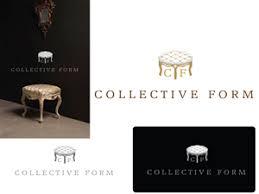 Elegant Serious Furniture Store Logo Design By AGR X