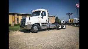 2011 Freightliner Cascadia Tandem Axle Daycab For Sale - YouTube Peterbilt Trucks For Sale Used 2007 Kenworth T800w Triaxle Daycab In 2006 379exhd Single Axle 2016 389 Pride Class Tandem Sleeper 2012 Freightliner Coronado Sleeper Truck For Sale Auction Or Lease Tri Market Truck Market New And Used Trucks For On Cmialucktradercom 1989 T600 Day Cab Olive Commercial In Missippi