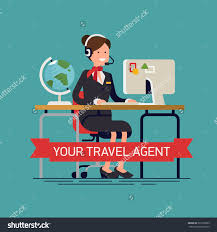 Full Design Stock Vectors Vector Clip Art Shutterstock Simple Your Travel Agent Concept Background In Flat Save To A Lightbox How Much