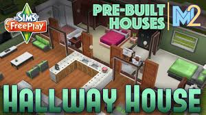Sims Freeplay Second Floor by Sims Freeplay Hallway House Youtube