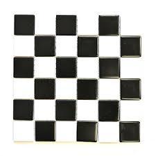 bodenbeläge fliesen keramik mosaik quadrat schachbrett