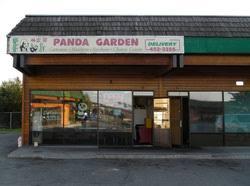 Location Panda Garden Restaurant