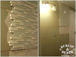 bathroom accent tile glass and marble tile bathroom accent wall