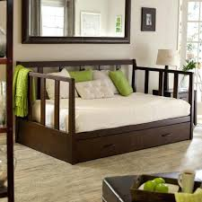 Pop Up Trundle Bed Ikea by White Wood Daybed U2013 Heartland Aviation Com