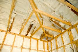 cozy home five insulation applications where foam can t be beat