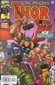 Thor 1998 2004 2nd Series 28