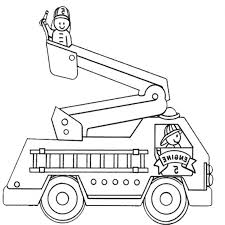 Delightful Design Fire Truck Coloring Page Free Printable Pages Kids ... Free Truck Coloring Pages Leversetdujourfo New Sheets Simple Fire Coloring Page For Kids Transportation Firetruck Printable General Easy For Kids Best Of Trucks Gallery Sheet Drive Page Wecoloringpage Extraordinary Fire Truck Pages To Print Copy Engine Top Image Preschool Toy