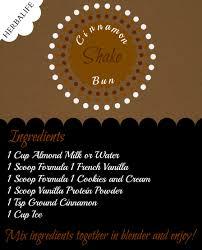 Pumpkin Spice Cappuccino Circle K by Herbalife Cinnamon Bun Shake Ask Me For The Formula 1 Vanilla And
