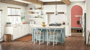 Kitchen Color Ideas With Cherry Cabinets Kitchen Paint Color Ideas Inspiration Gallery Sherwin