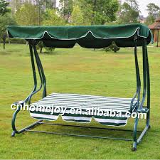 high quality outdoor canopy swing bed outdoor swing sets for