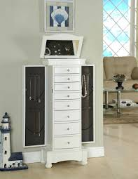 Used Jewelry Armoire – Abolishmcrm.com Innovation Jewelry Chest Mirror White Armoire Luxury For Inspiring Nice Armoires Amazoncom Fniture Mirrored Clearance Large Organizer Small Box Grey Wall Design Ideas Living Room Decoration With Target Mount Organize Every Piece Of In Cool All About Boxes Selecting A Overstockcom Modern Cheval Espresso Hayneedle Mounted Keep You Tasured Safe And Secure Kohls