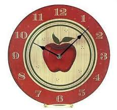 Country Apple Kitchen Decors