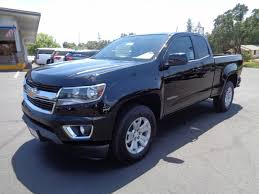 New 2018 Chevrolet Colorado From Your Jamestown CA Dealership ...