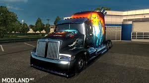 Freightliner Coronado Optimus Prime Stewen Edition Mod For ETS 2