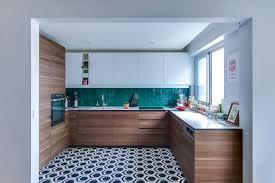 cuisine carreaux cuisine carreaux ciment 12 photos de cuisines tendance côté maison
