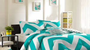 White And Black Bedding by Bedding Set Modern Teal And White Bedding With Matching Curtains