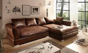 big sofa l form vintage braun rechts modell maximus