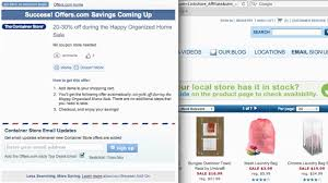Container Store Coupon Code Discountcereal Sealed Container Food Beans Storage Kitchen Box 1gb Tracfone Data Plus 500mb Free With Promo Code 10 Or Air Plant Shop Coupon Advanced Personal Care Solutions Clear Envelopes Coupon Wikipedia Capsule Transit Klia2 Hotel Rm50 Promo Code Voucher Grhub Nyc 2018 Sears Portrait Coupons July Store How To Use Codes And Coupons For Containerstorecom Large Dpfront Shoe Old El Paso Refried Steiner Tractor Black Friday Sales Our Top Picks Monika Hibbs
