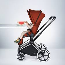 Tired of the stress of looking for a high chair at a busy cafe or
