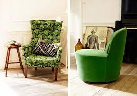 grüne vielfalt sessel aus der kollektion stockholm bild