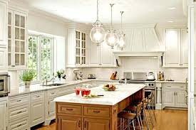 clear glass kitchen pendant lights medium size of throughout