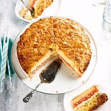 rhabarber marzipan torte rezept