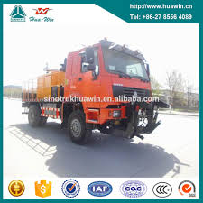 Sinotruk Howo 4x4 All Wheel Snow Sweeper Drive Truck Mounted Snow ...