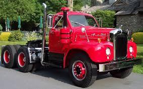 Download Full Size Old Mack Trucks Wallpaper / 1680x1050 | Mack ...