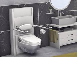 din 18040 2 bad wc nullbarriere