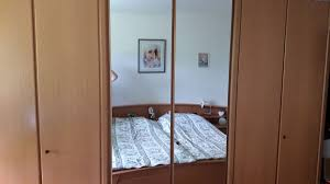 massives schlafzimmer komplett mit überbau in 58099 hagen