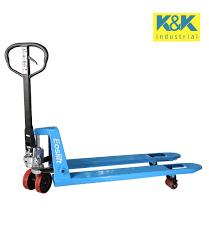 Hydraulic Hand Pallet Truck Pallet Jack Narrow Fork Size: 20.5