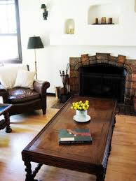 Mission Coffee Table Spanish Colonial Revival Furniture