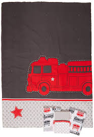 100 Truck Toddler Bedding Carters 4 Piece Bed Set Fire Amazonca Baby