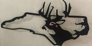 North Carolina Deer Decal - Girls Round Here Buck Deer Hunting Decal Car Decals And Stickers Vinyl Large X13 Bone Collector Design 420 Bowhunting Gun Hearts Love Window Sticker Trade Me Free Silhouette Download Clip Art On Best Ever Bowhuntingcom Colored Duck Save Browning Head Png Images Of Spacehero Lovely Gun Bow Truck Style Doe Decalsticker Choose Color Buy 2 Tancredy Newest Christmas Deer Stickers Decor Wall Window Car Body