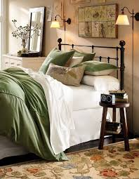 Pottery Barn Bed Frames at Home and Interior Design Ideas
