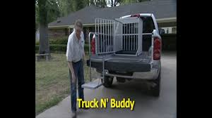 Great Day | Truck N' Buddy Tailgate Step | #TuckerRocky - YouTube