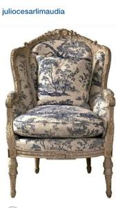 Blue & Cream Toile!   Home Sweet Home   Pinterest   Blue Cream ... Louis Xiv Armchairs 71 For Sale At 1stdibs Vintage French Wire Garden Eloquence One Of A Kind Xv Gilt Ding Chairs Country Set Room Antique Kitchen Upholstered Wpztinfo Rooms Amazing Provincial Australia Caned Back Lyon Cane Linen Elegant 1940s Style Green Velvet Sofa Lilyfield Life Two 1870s 2 For Sale Pamono Sofas Center Impressive Photos Concept