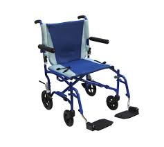 Bariatric Transport Chair 24 Seat by Transport Aluminum Transport Chair