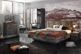 rauch timberstyle schlafzimmer set graphit front sunwood schwebetürenschrank 201 cm bett 160x200 cm nachttisch