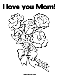 Coloring Pages Printable For Mom