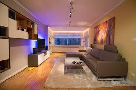 lichtkonzept wohnzimmert modern wohnzimmer frankfurt