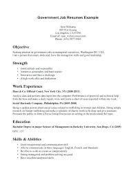 Fair Sample Resume For Government Job In Malaysia On Jobs Writing A