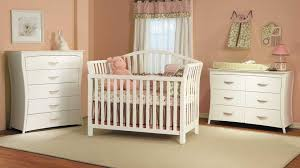 Babi Italia Dressing Table by Tempting Baby Furniture With White Crib Dressers And Pink Curtain