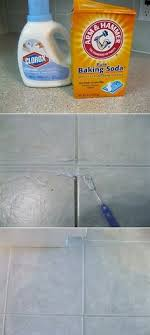 how to clean ceramic tile and grout in a shower clean ceramic