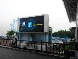 100 Truck Advertising Malaysia LED And CarLED S LED Trailers