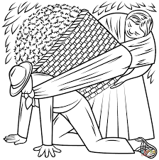The Flower Carrier By Diego Rivera Coloring Page From Misc Select 27001 Printable Crafts Of Cartoons Nature Animals Bible And Many More